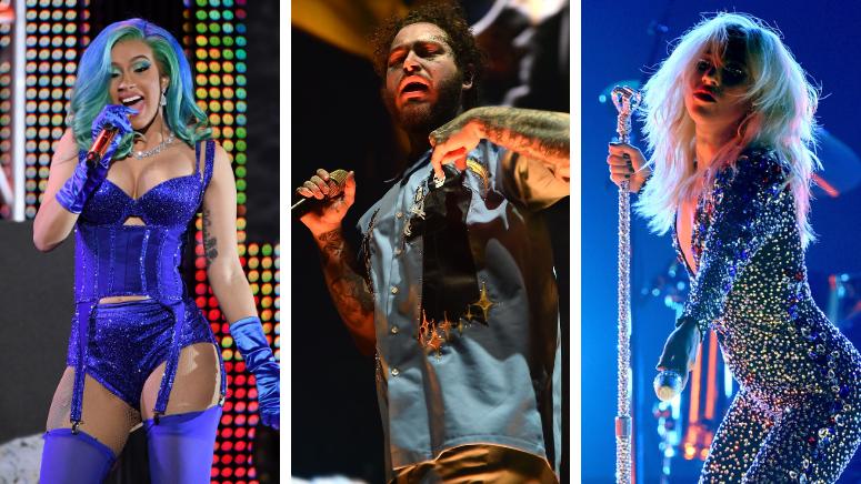Cardi B, Lady Gaga, Post Malone Lead Billboard Music Awards Nominees