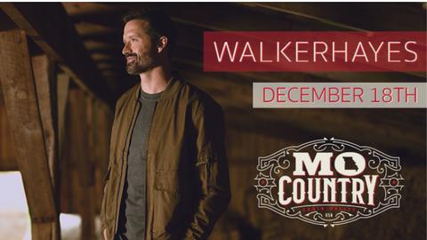 Walker Hayes at MO Country