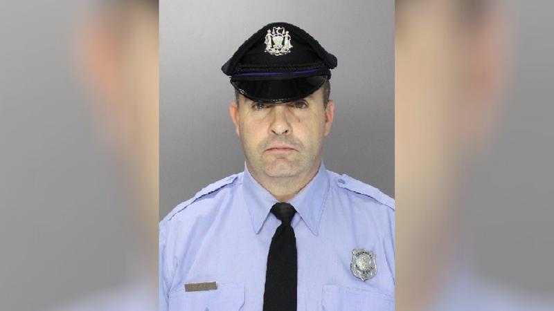 Philadelphia Police Sgt. James O'Connor