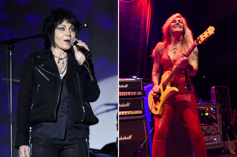 Joan Jett & Lita Ford