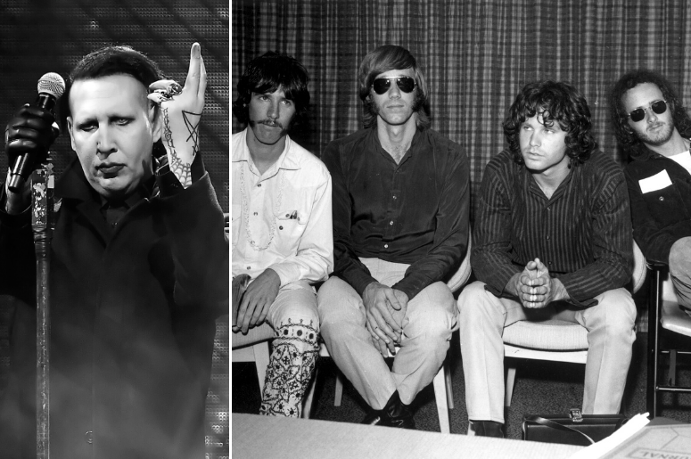 Marilyn Manson and The Doors