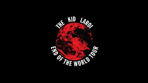 The Kid Laroi 2022 End Of The World Tour