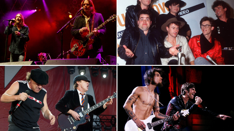 The Black Crowes, INXS and 5 More Rock Albums That Turn 30 in 2020