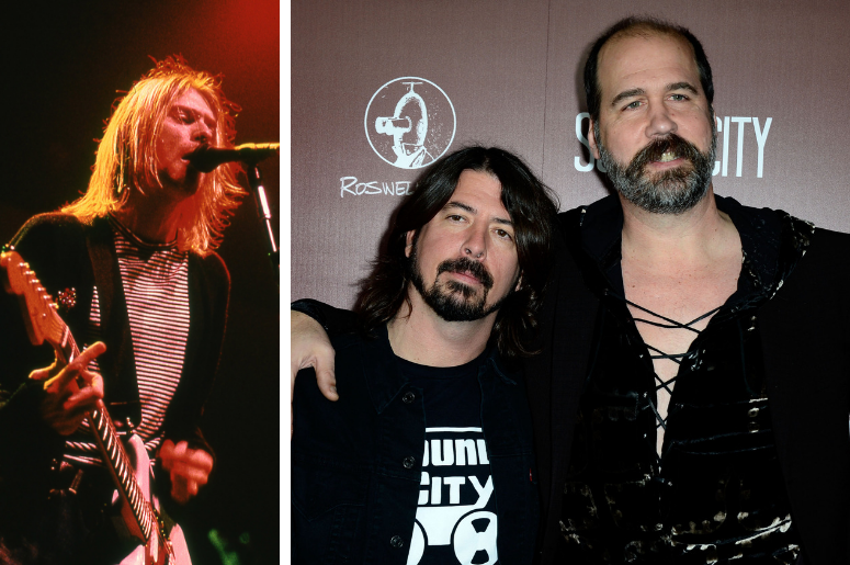 Kurt Cobain, Dave Grohl, Krist Novoselic