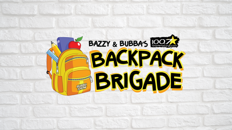 Bazzy and Bubba's Backpack Brigade