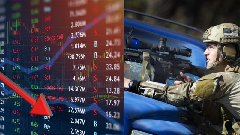 Vets play the stock market