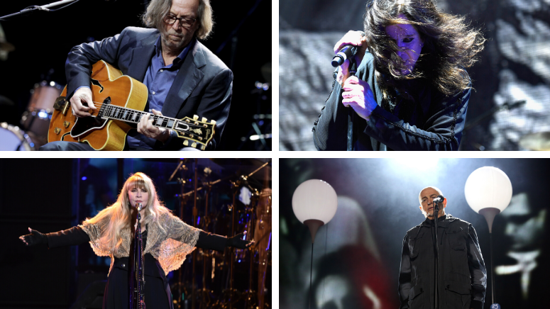 13 Most Successful Solo Careers by Legendary Rock Band Members