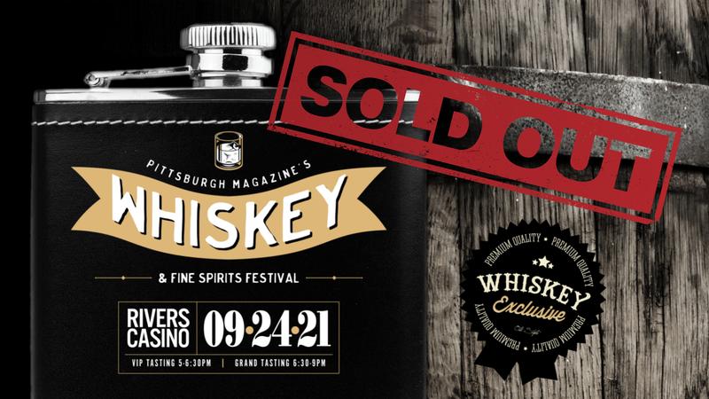 Pittsburgh Magazine's Whiskey and Fine Wine