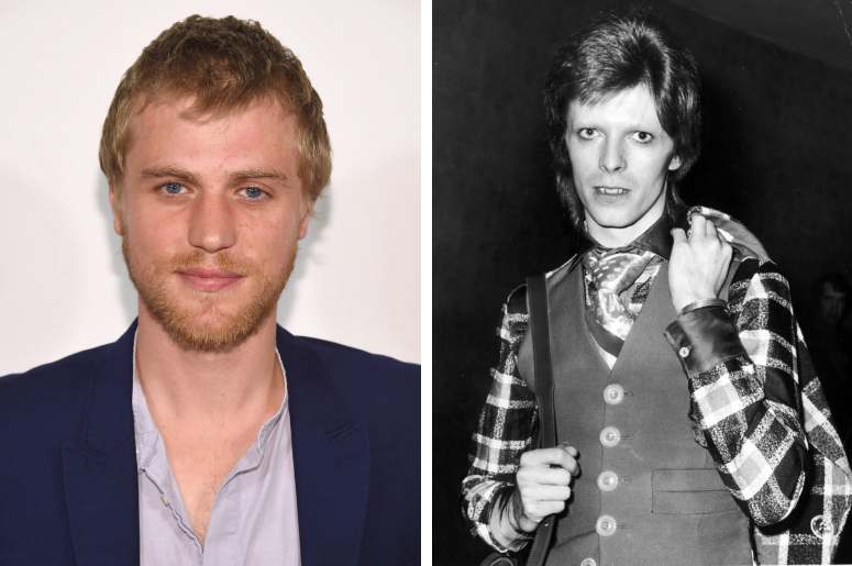 Johnny Flynn and David Bowie