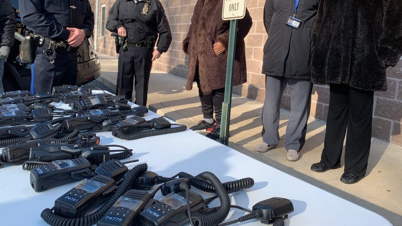 First responders in Delaware County get a new radio system