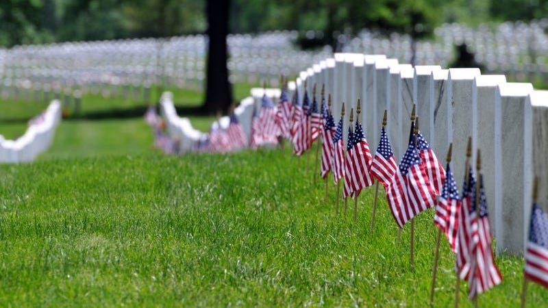 More vets now eligible for a Veterans Legacy Memorial page