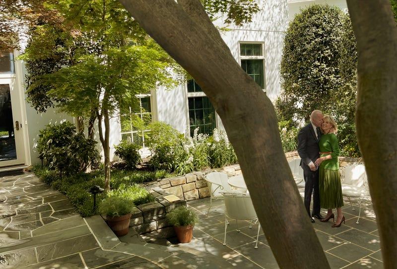 President Joe Biden and First lady Dr. Jill Biden