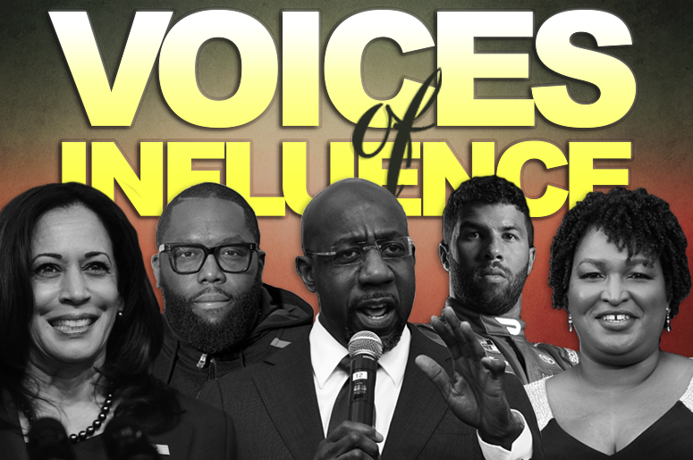 V-103 and WAOK Present Voices of Influence
