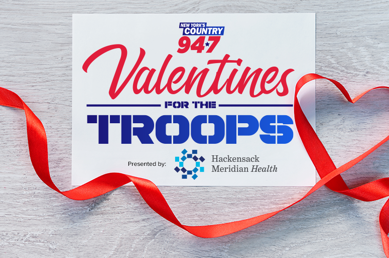 Valentines for the Troops