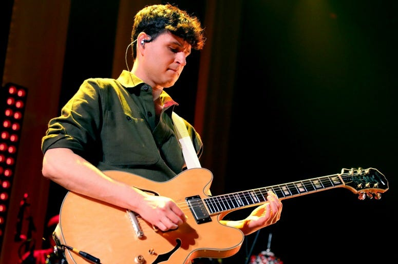 Vampire Weekend Covered the 'Parks and Rec' Theme at a Show