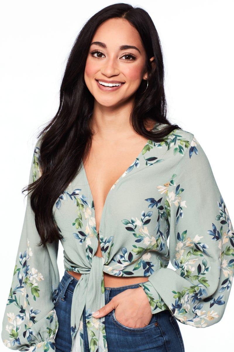 Victoria, Bachelor contestant