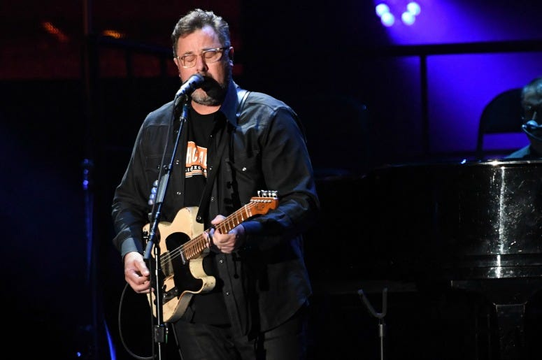 vince gill on playing with the eagles and the classic band he almost joined. Black Bedroom Furniture Sets. Home Design Ideas
