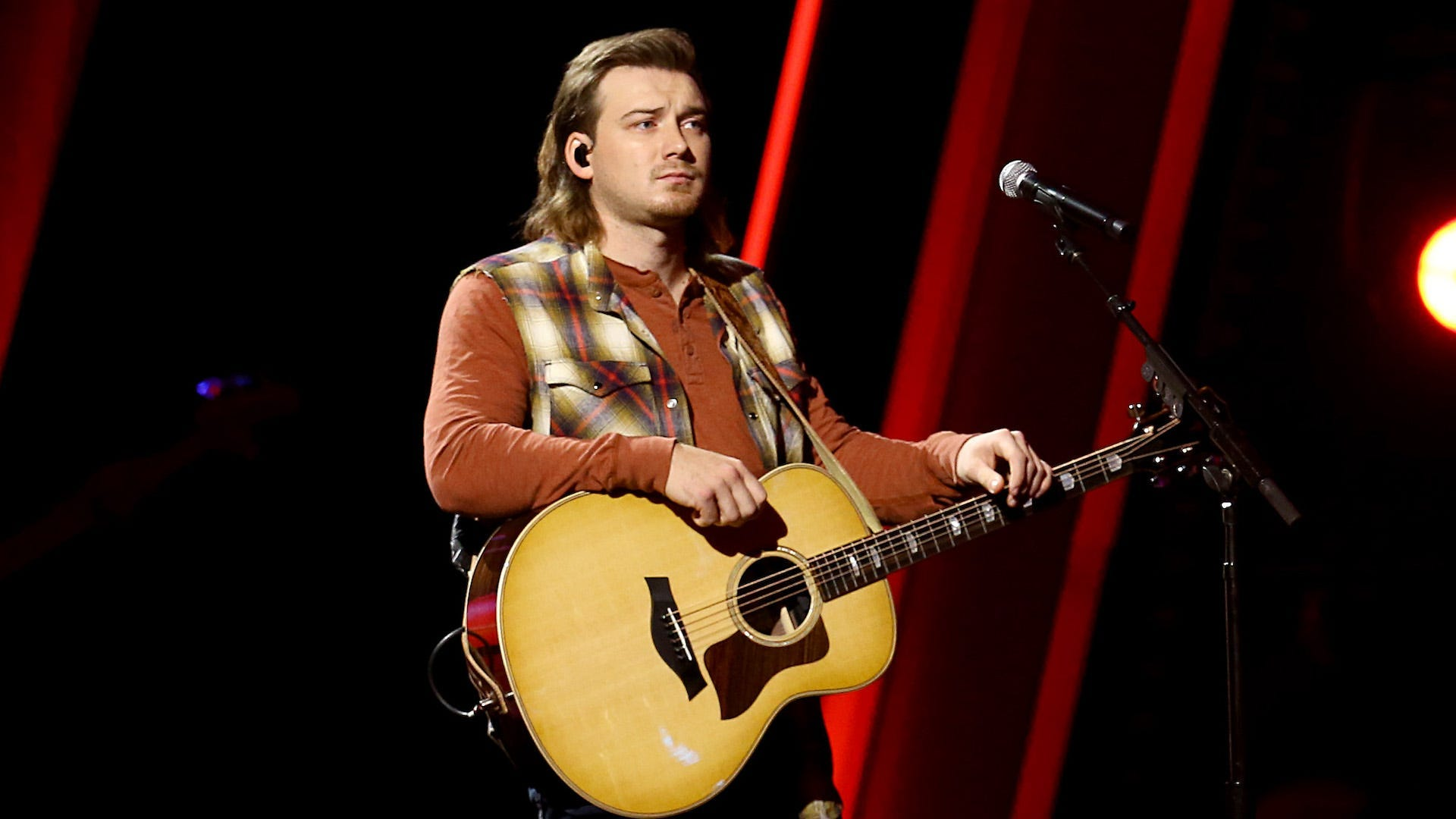Morgan Wallen has been banned from attending the CMA awards despite a nomination