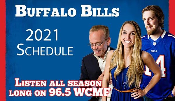 2021 Buffalo Schedule