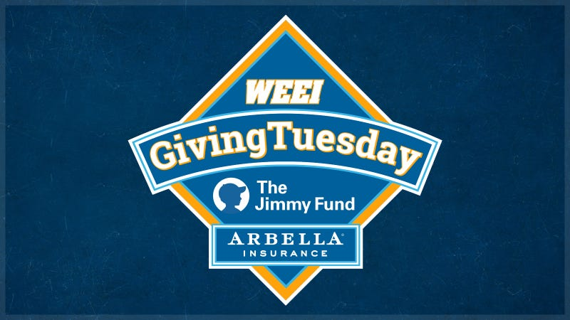 WEEI Giving Tuesday to benefit The Jimmy Fund