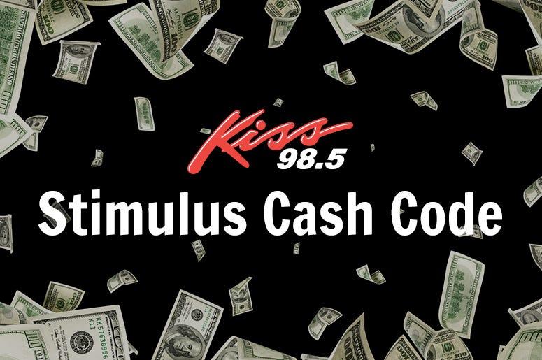 Stimulus Cash Code