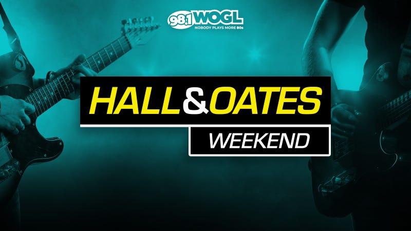 Hall & Oates Weekend, 98.1 WOGL