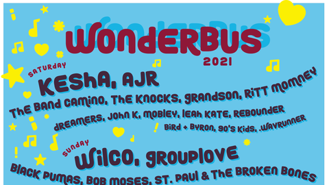 Just Announced : WONDERBUS
