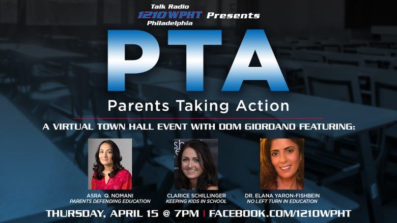 PTA – Parents Taking Action Virtual Town Hall