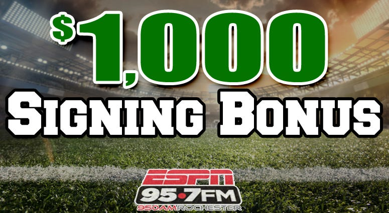 $1,000 Signing Bonus