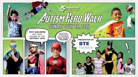 Autism Hero Walk