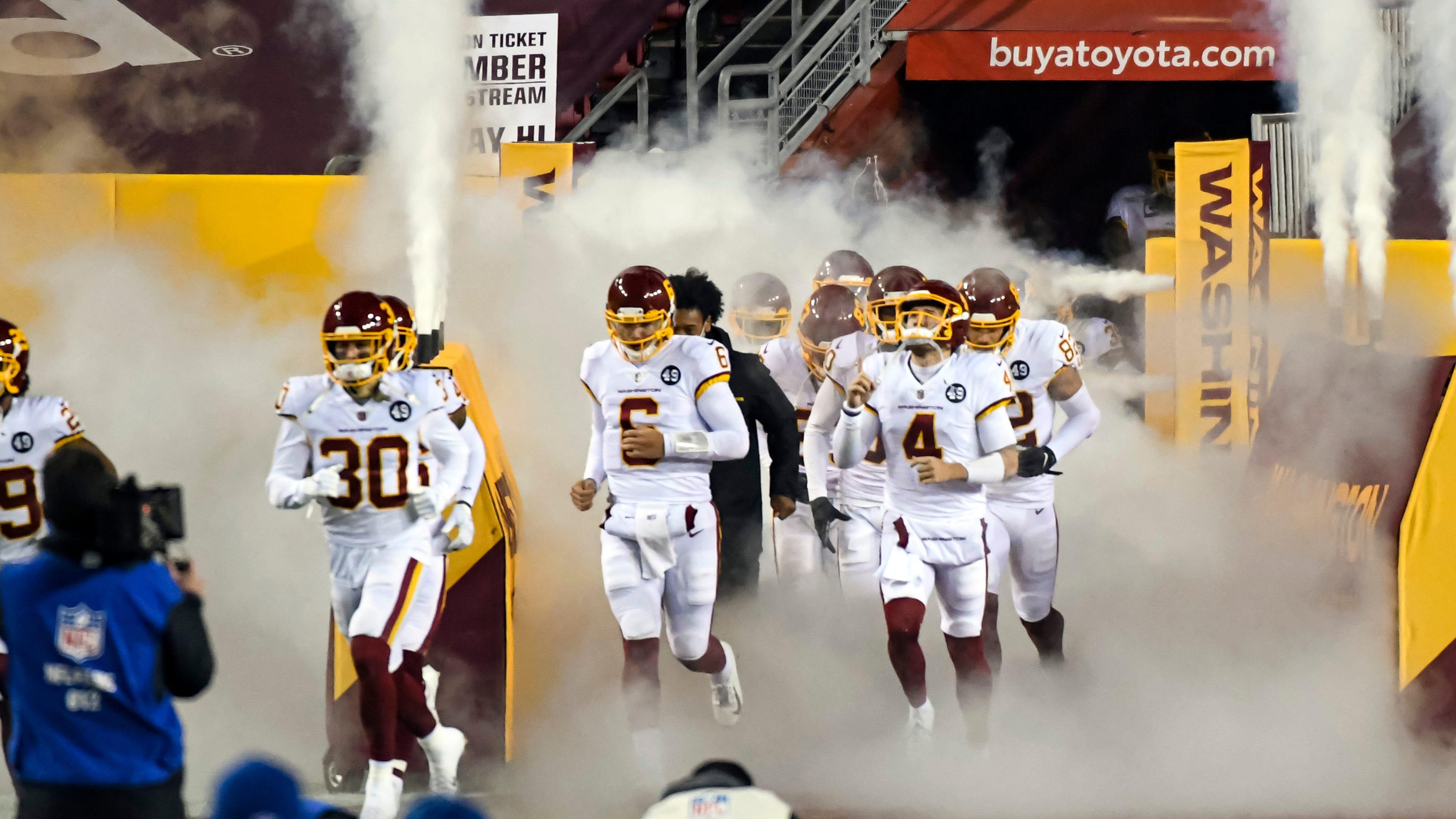 Washington Football Team to keep burgundy & gold with new name