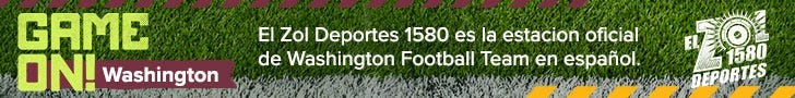 Washington Football Team en espanol