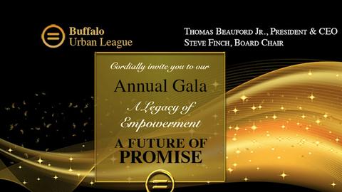 Buffalo Urban League Virtual Gala