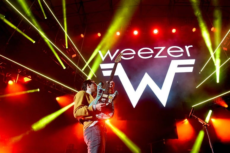 New Music Friday: Check out Albums From Weezer, 2 Chainz