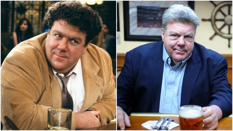"George Wendt on ""Cheers"" and ""Top Chef"""
