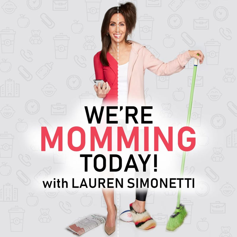 We're Momming Today with Lauren Simonetti