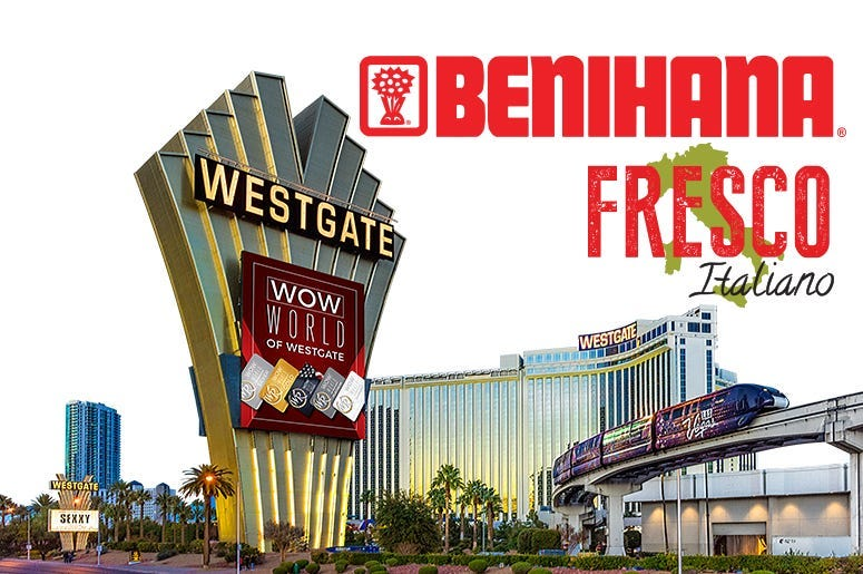 Bench The Coach: Win a trip to Westgate Las Vegas, including hotel and dinner