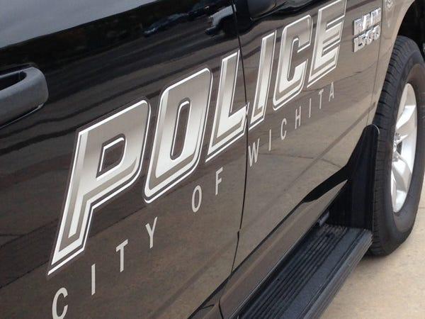 Wichita Police Department vehicle