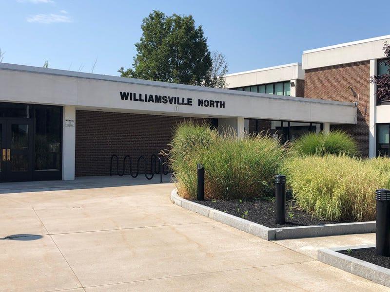 Williamsville North High School. August 24, 2020