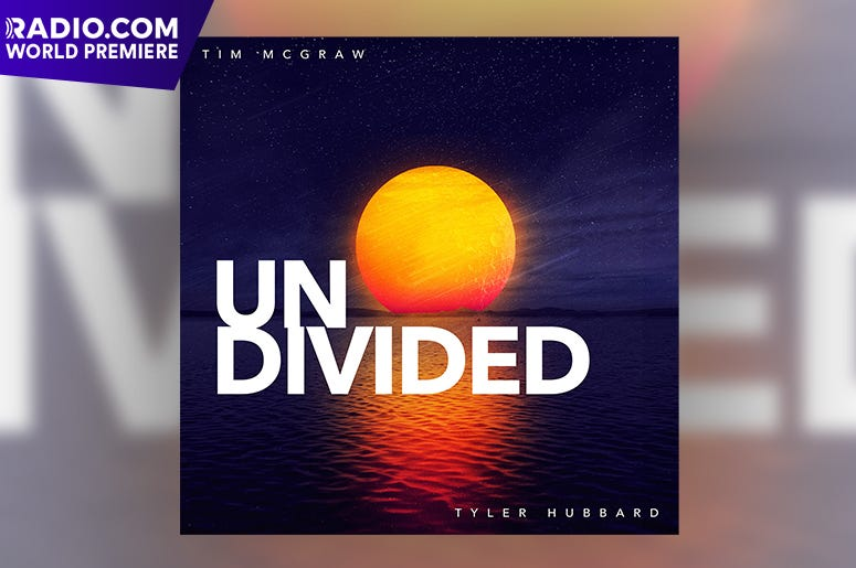 RDC World Premiere - Undivided by Tim McGraw and Tyler Hubbard