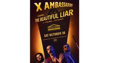 X Ambassadors at Lincoln Theatre