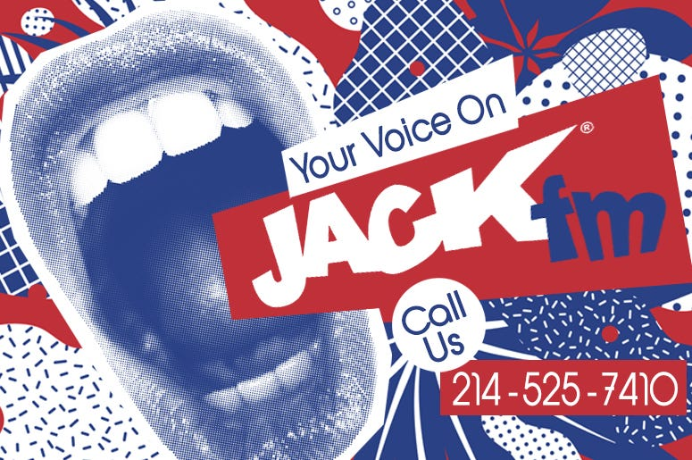 Your Voice On Jack