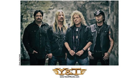 Y & T with Red Voodoo