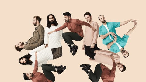 Young The Giant Lolla Aftershow