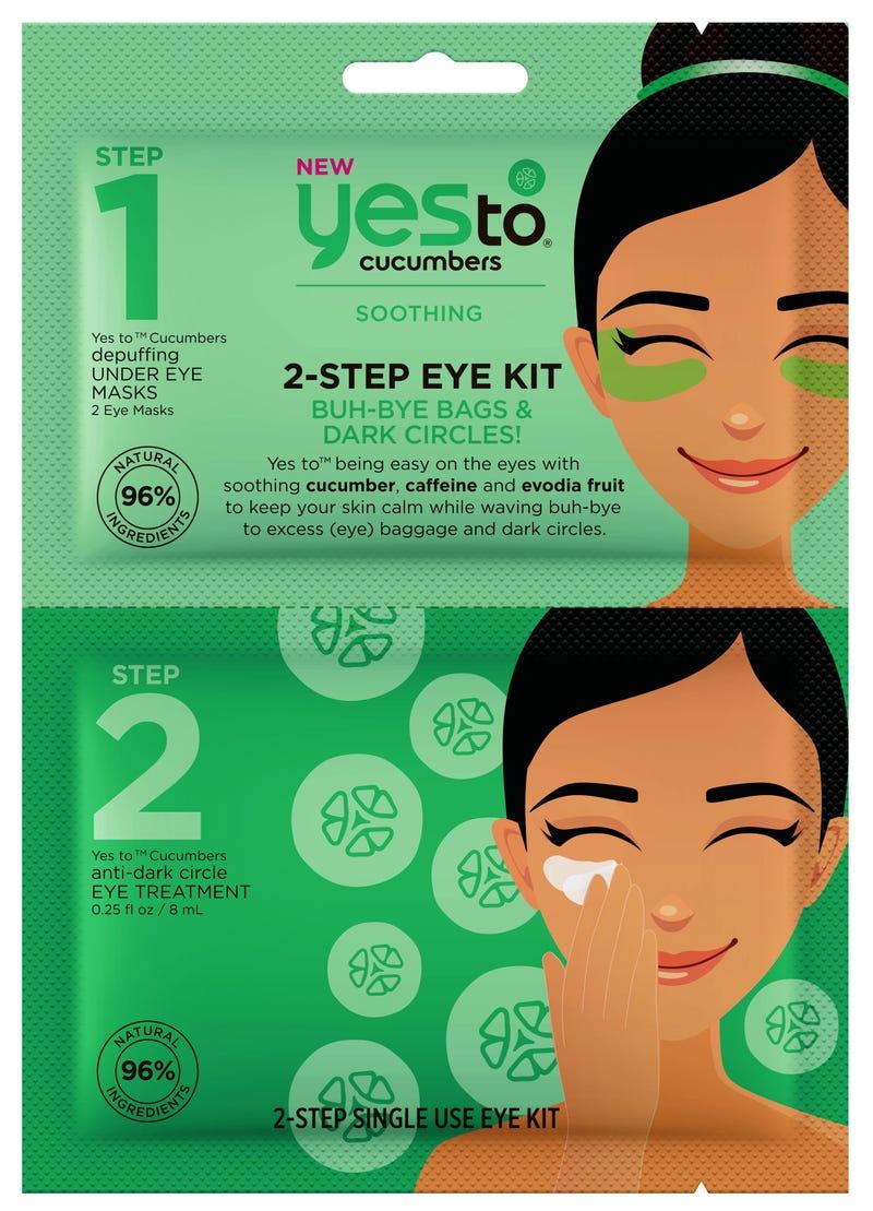 Yes To Cucumbers Eye Kit