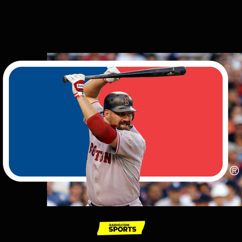 Kevin Youkilis Silhouette