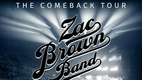 Zac Brown Band (Raleigh)