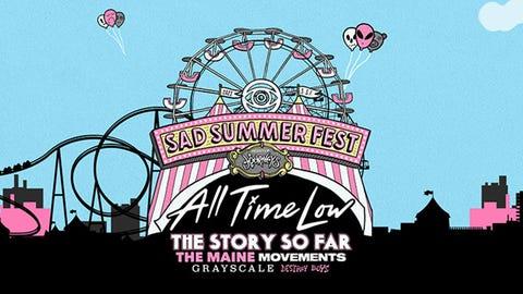 Sad Summer Fest presented by Journeys
