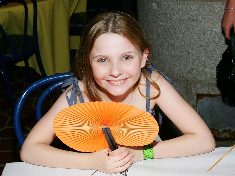 Abigail Breslin at the Little Miss Sunshine Premiere party