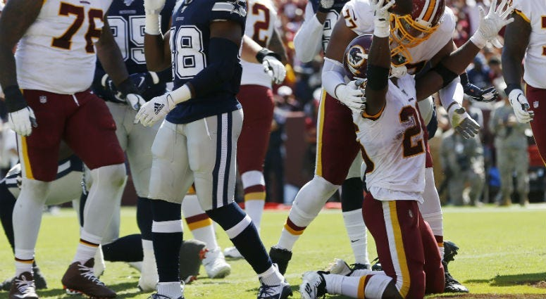 Adrian Peterson now 5th in rushing TDs, passing Jim Brown
